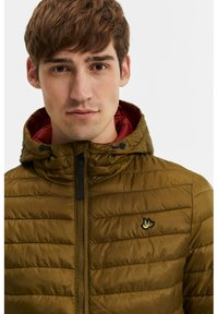 WE Fashion - Winter jacket - dark green - 3