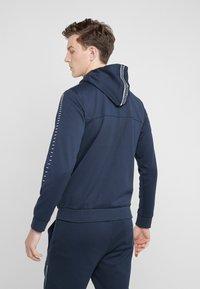 BOSS - SAGGY WIN - Zip-up hoodie - blue/silver - 2