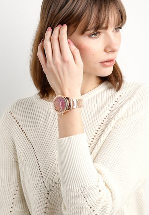 SMART WATCH - Watch - rose gold-coloured