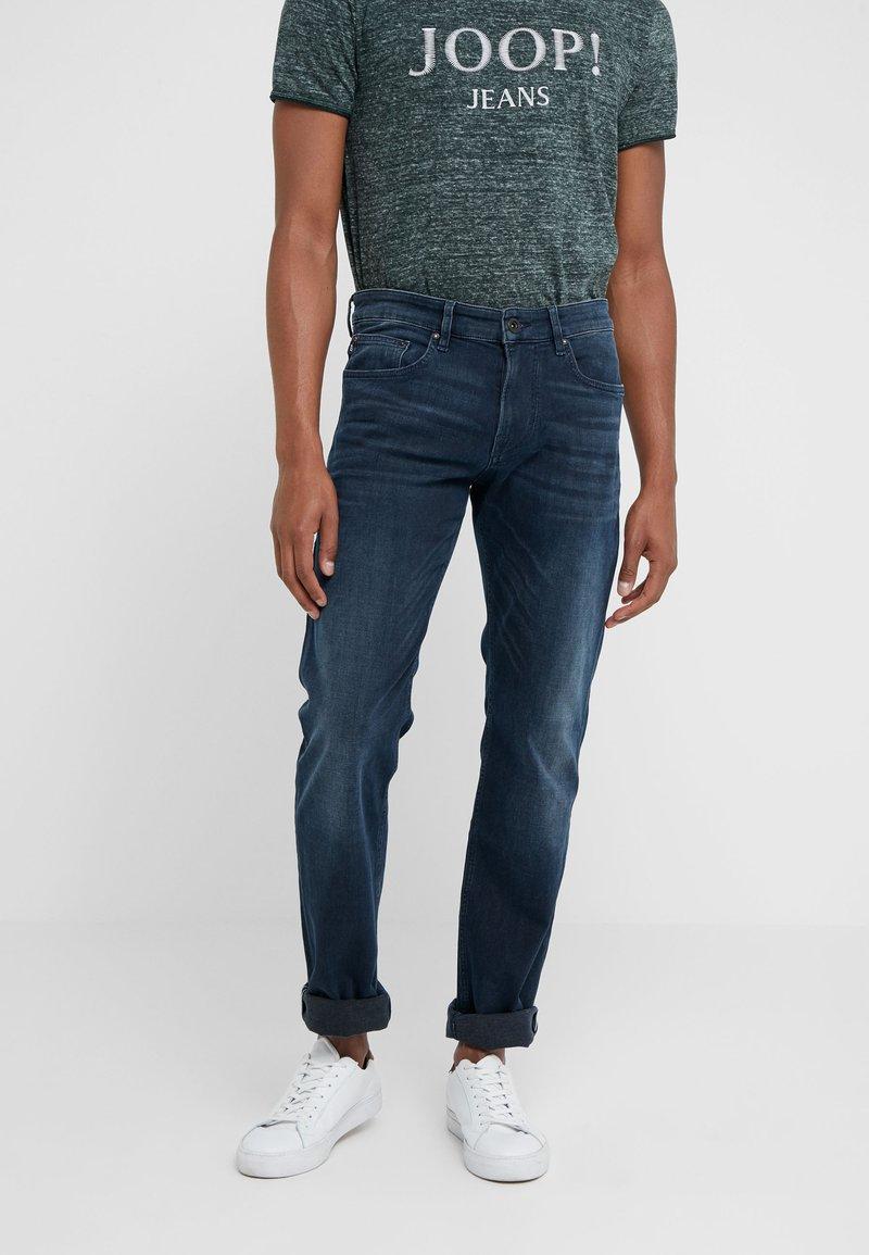 JOOP! Jeans - MITCH - Jean droit - dark grey denim