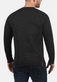Solid - VOLKO - Long sleeved top - black - 1