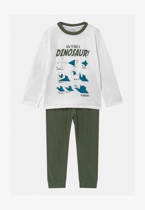 Pyjama set - bright white