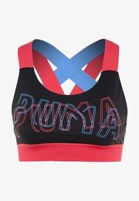 FEEL IT BRA - Sport BH - puma black/rose