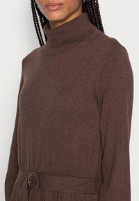 Esprit Collection - CORE  - Jumper dress - dark brown - 4