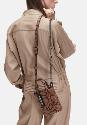 SNAKE FANCY  - Other accessories - light brown