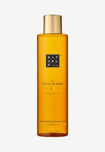 THE RITUAL OF MEHR SHOWER OIL - Shower gel - -