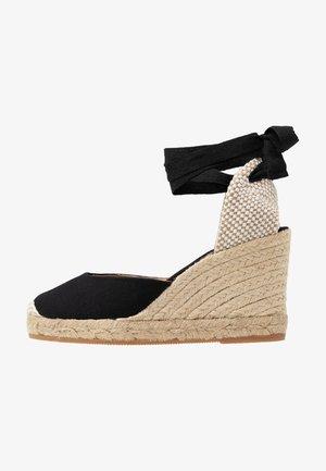 MARMALADE - Sandály na vysokém podpatku - black