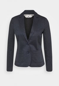 TOM TAILOR - BLAZER CHECKED - Blazer - grey houndtooth - 0