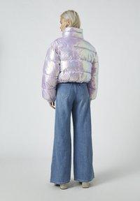 PULL&BEAR - Winter jacket - mauve - 2