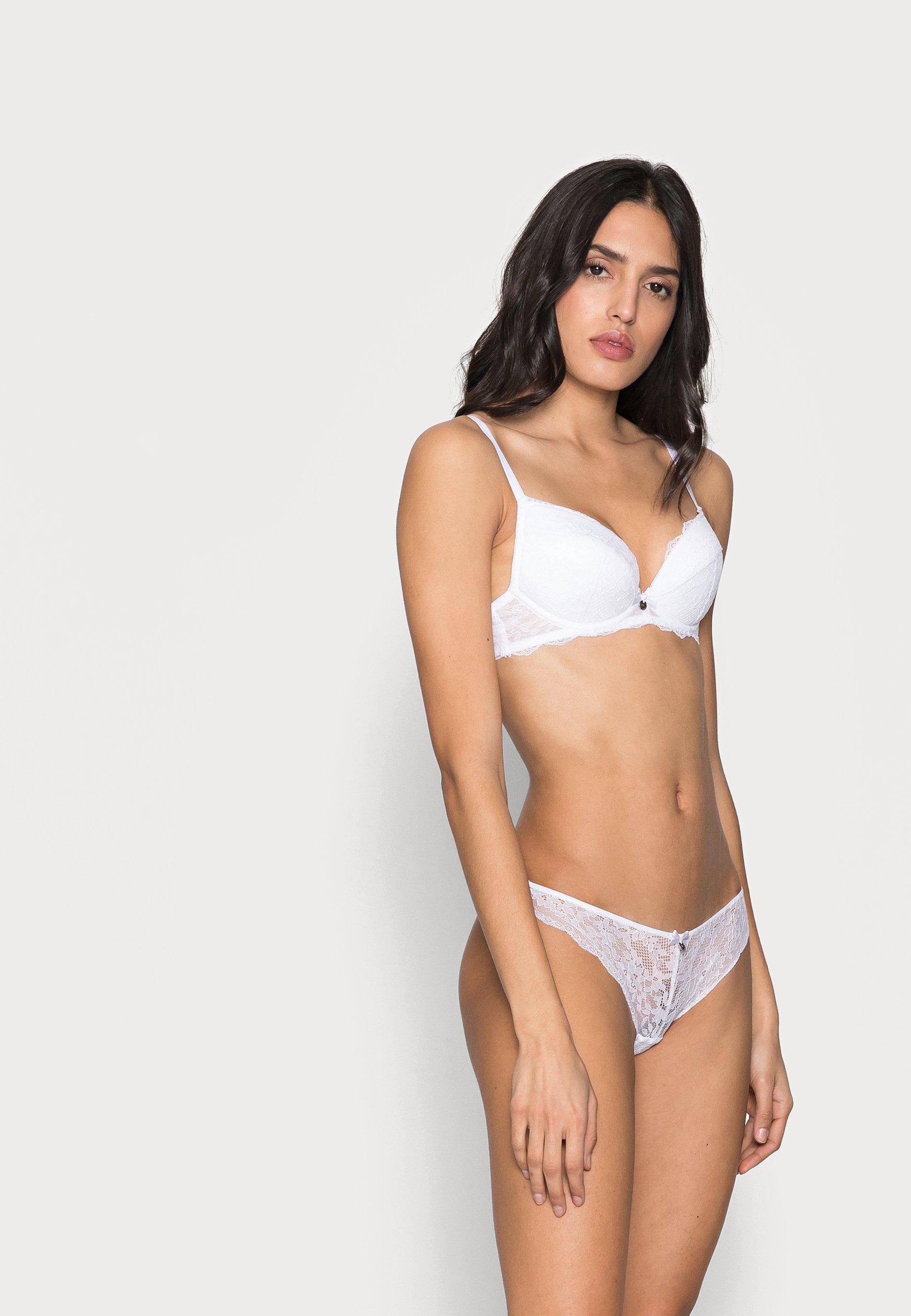 Women MOLLIE PLLUNGE - Push-up bra
