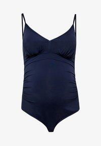 Esprit Maternity - Badpak - dark blue - 3