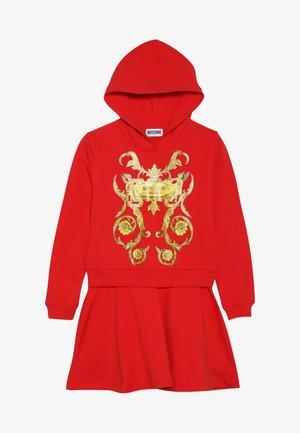 DRESS - Vapaa-ajan mekko - poppy red