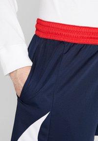 Nike Performance - DRY SHORT - Pantaloncini sportivi - obsidian/white - 4