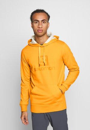 Hoodie - lemon curry