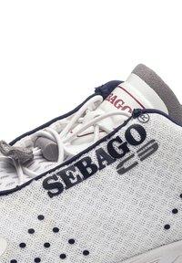 Sebago - Trainers - white - 5