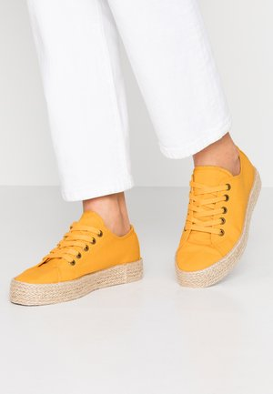 Espadrillas - yellow