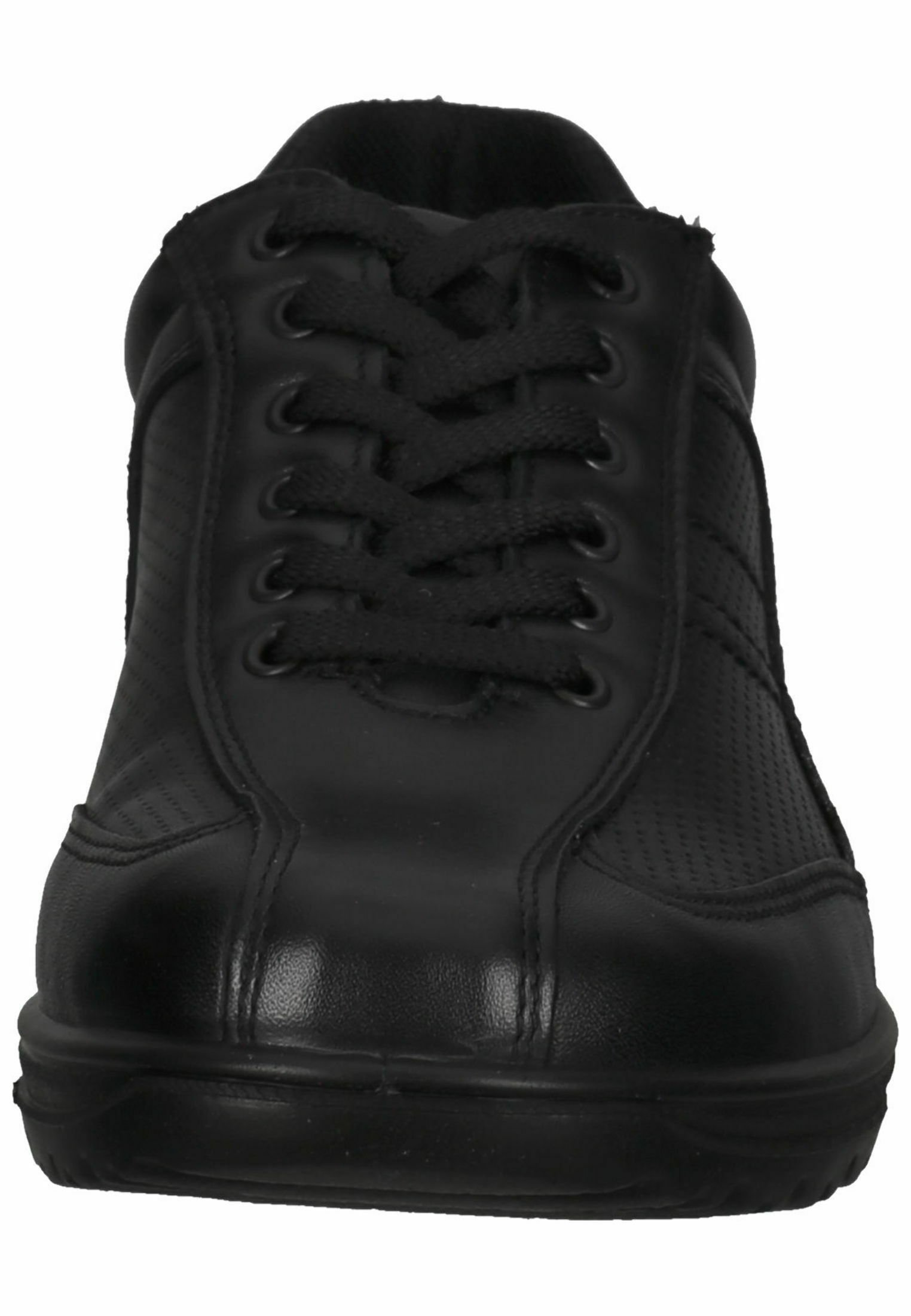 Homme Baskets basses - schwarz
