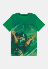 LEGO Wear - T-shirt con stampa - green - 0
