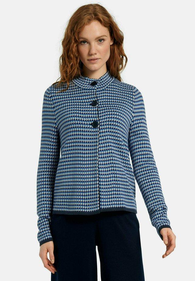 Vest - blau/multicolor