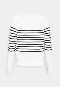Tommy Hilfiger - BUTTON - Jumper - ecru - 1