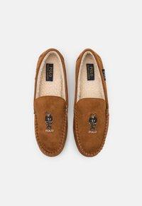 Polo Ralph Lauren - DEZI BEAR - Slippers - snuff - 3