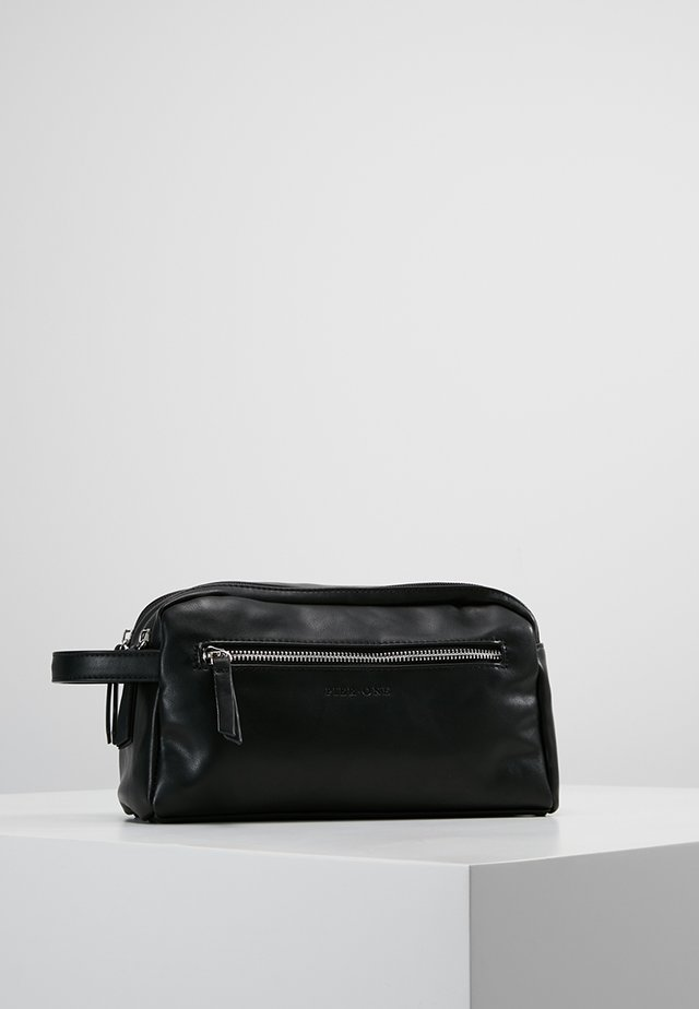 UNISEX - Wash bag - black
