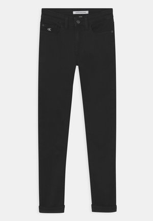 SKINNY  - Jeans Skinny Fit - clean black