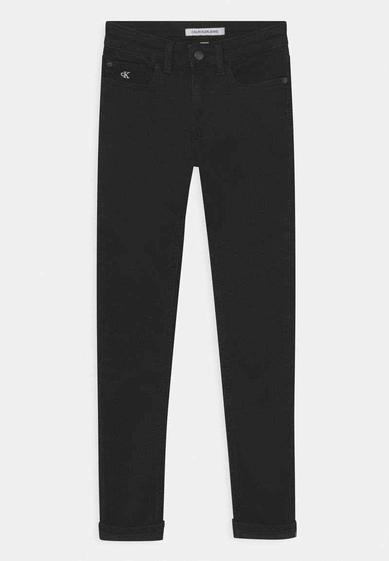 Calvin Klein Jeans - SKINNY  - Jeans Skinny Fit - clean black