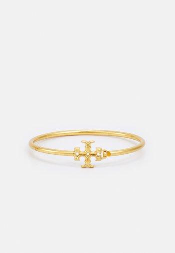 ELEANOR HINGED CUFF - Bracciale - gold-coloured