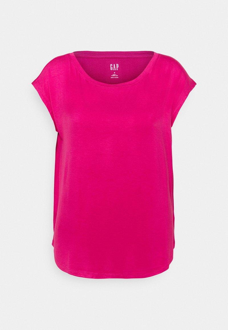 GAP - LUXE  - Camiseta básica - royal fuchsia