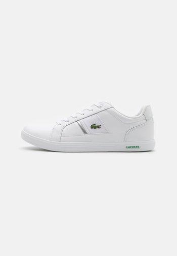 EUROPA - Sneakersy niskie - white