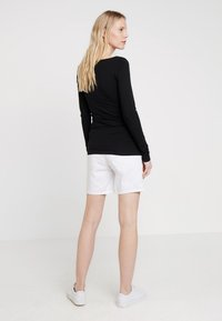 Zalando Essentials - Long sleeved top - black - 2
