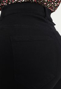 Dr.Denim Petite - MOXY HIGH RISE - Jeans Skinny Fit - black - 3