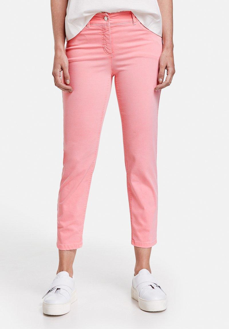 Gerry Weber - Slim fit jeans - pink
