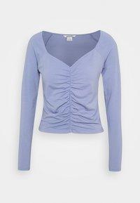 Monki - MONIKA - Long sleeved top - blue light - 5