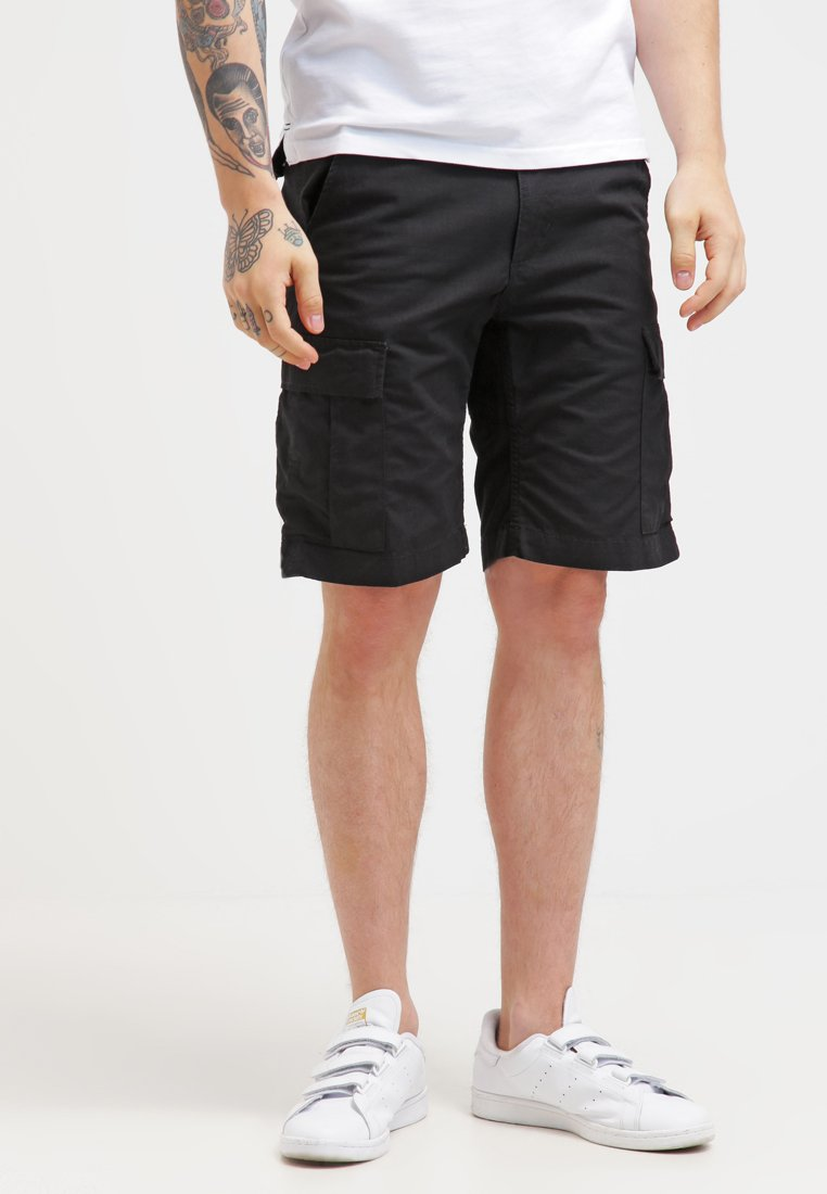 Carhartt WIP - AVIATION COLUMBIA - Shorts - black