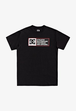 DENSITY ZONE - Print T-shirt - black