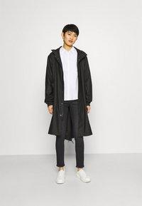 Opus - ELMA STONE - Jeans slim fit - stone grey - 1