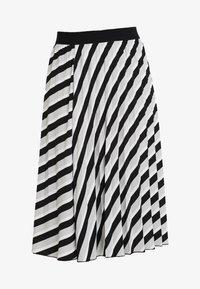 RUDY - A-line skirt - black