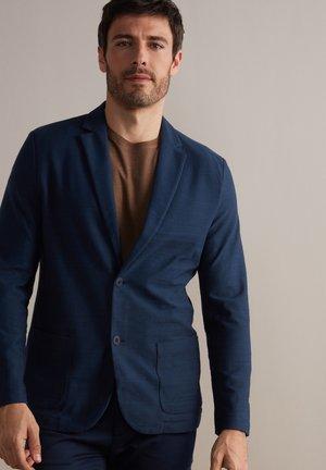 Blazer jacket - blu fondale