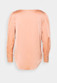 River Island - SAPPHIRE COWL NECK - Blouse - pink - 1
