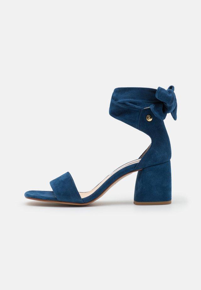 SELENE - Sandali - denim blue
