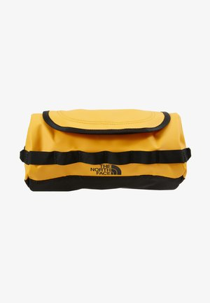 TRAVEL CANISTER - Wash bag - summit gold/black