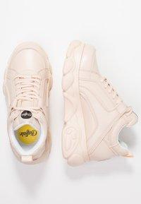Buffalo - CORIN - Sneaker low - nude - 3