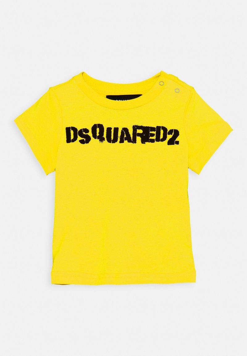 Dsquared2 - UNISEX - Print T-shirt - yellow