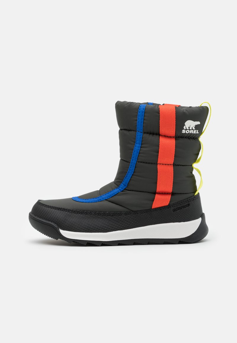 Sorel - YOUTH WHITNEY II PUFFY UNISEX - Winter boots - coal