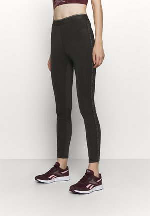 ALLA LEGGINGS - Collant - black
