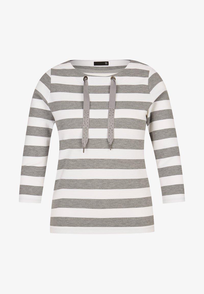 TR - Long sleeved top - grau