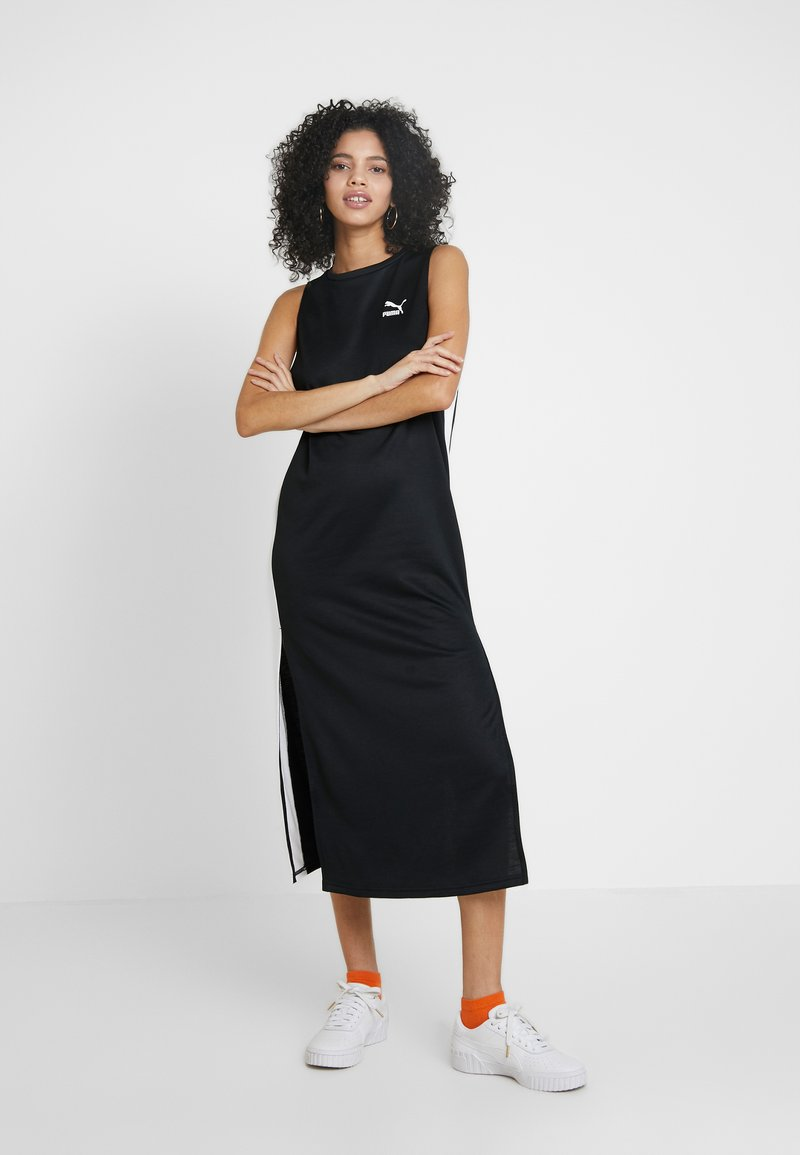 Puma - DRESS - Vestido ligero - black