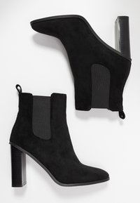 RAID - SCARLETTE - High heeled ankle boots - black - 3